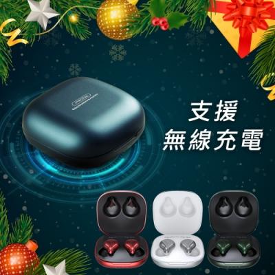 PRODA EARPUDS TWS金屬無線藍牙耳機 (支援無線充電)