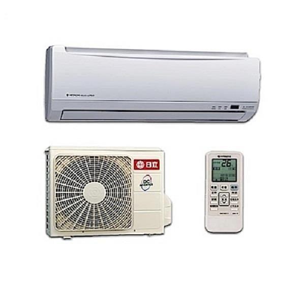 【南紡購物中心】HITACHI日立變頻冷暖分離式冷氣11坪RAC-71YK1/RAS-71YK1
