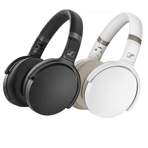 德國 Sennheiser 森海塞爾 HD 450BT 藍牙ANC主動降噪耳罩式耳機 可有線使用 公司貨兩年保固
