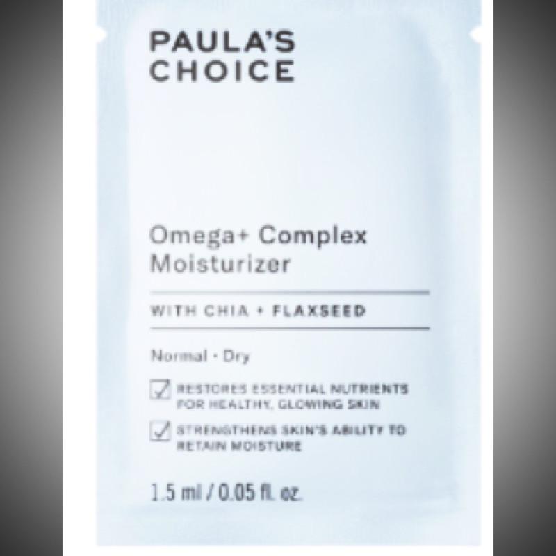 Paulas Choice 寶拉珍選 Omega+深層修復舒膚乳霜 1.5ml
