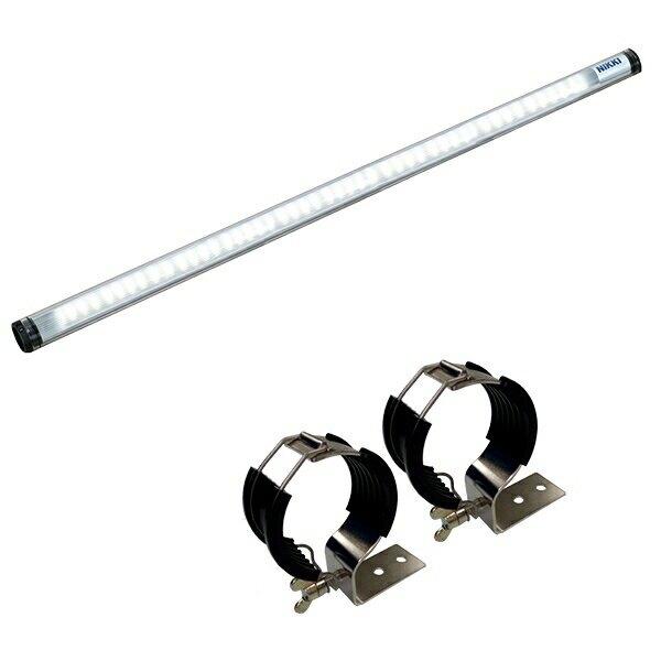 LED防水工作燈 NLL3-40CG-DC +NC562 光通量2700lm 照度780lx 防水 IP67 電線長度3m