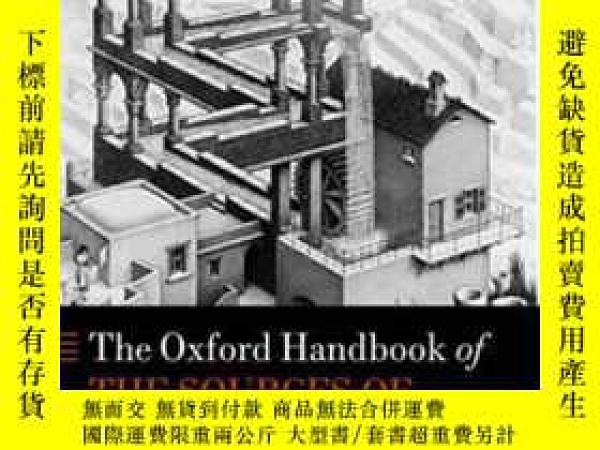 二手書博民逛書店The罕見Oxford Handbook Of The Sources Of International Law奇