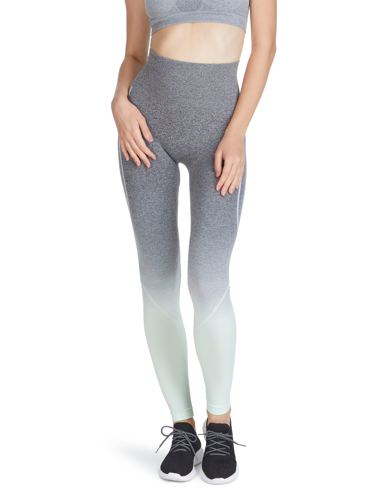 Omber, 彈性機能高腰緊身褲