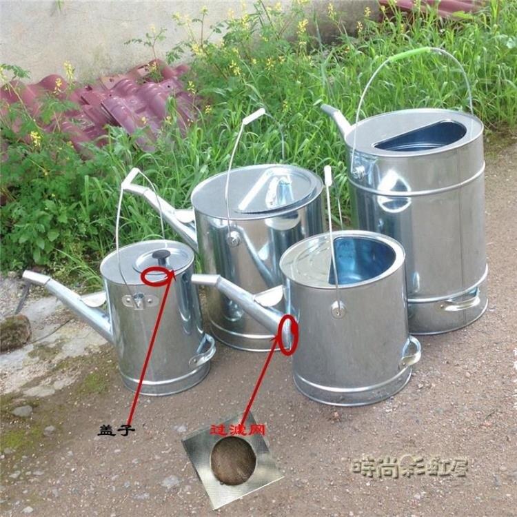長嘴加油桶配送加油漏斗小油抽汽油桶汽車摩托車備用油箱20升15升MBS
