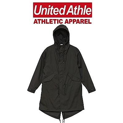 United Athle軍裝長版風衣M51 燕尾長大衣 機能