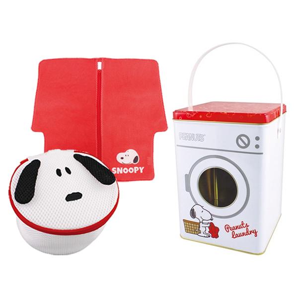《Snoopy》洗衣袋組合-史努比&小屋