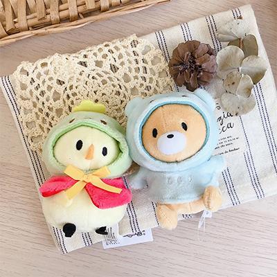 《小玉米花》米莉花刺郎換裝玩偶組