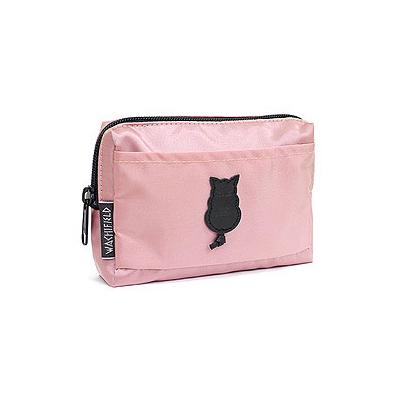 《Dayan 達洋貓》防潑水收納包-粉