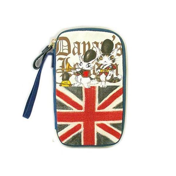 《Dayan 達洋貓》護照收納包-倫敦