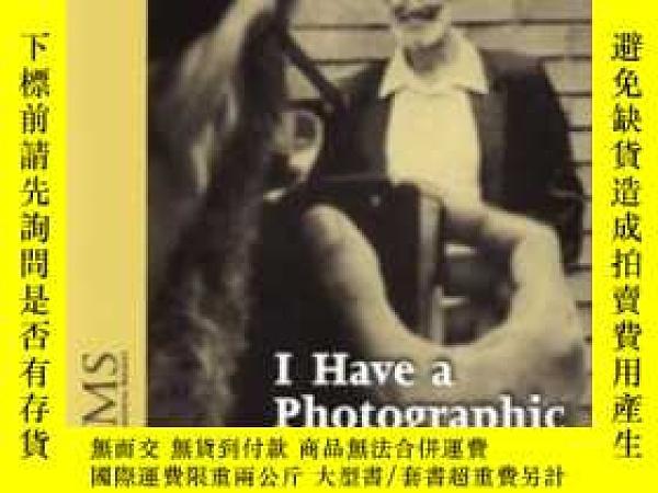 二手書博民逛書店I罕見Have A Photographic MemoryY364682 Paul R. Halmos Ame