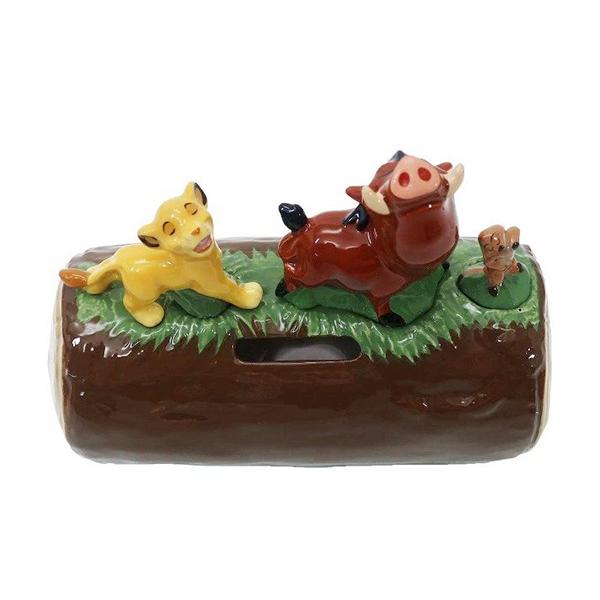 《Disney》獅子王存錢筒-HAKUNAMATATA