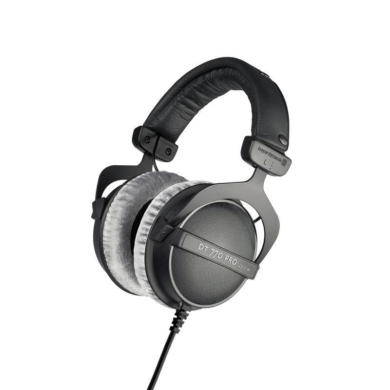 【成功樂器 . 音響】德國 BeyerDynamic DT 770 PRO 250 ohm 監聽 耳罩 封閉式 耳機