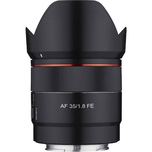 SAMYANG AF 35mm F1.8 FE FOR SONY E-Mount自動對焦鏡頭 (公司貨)