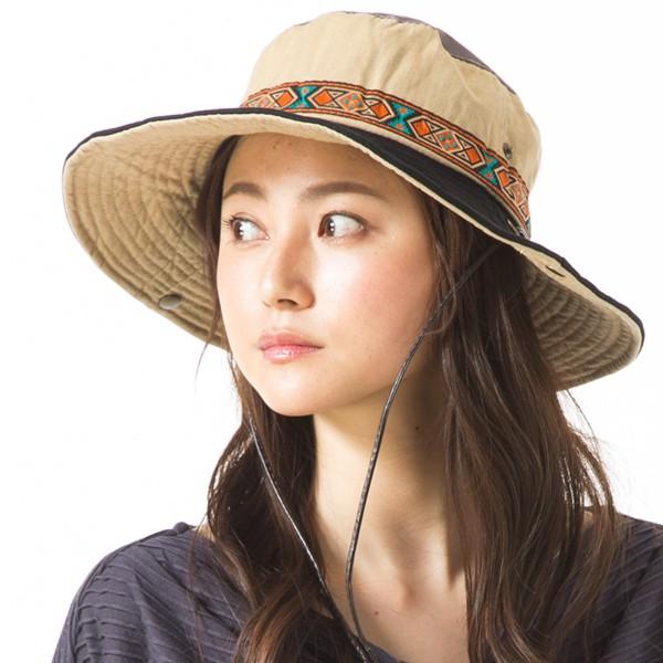 漁夫帽 登山帽【 韓國製 亮眼色系漁夫帽/遮陽帽/帽子】 卡其色現貨