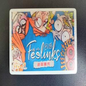 ☆快樂小屋☆ 同感迷你擴充 Feelinks 繁體中文版 正版 台中桌遊