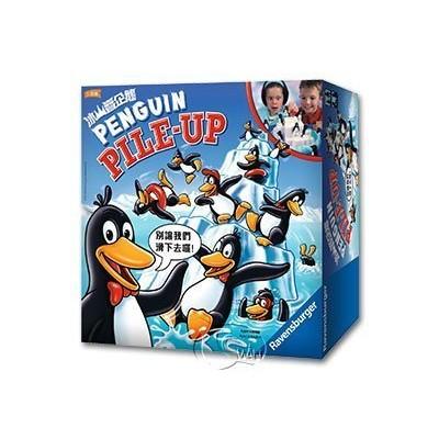 ☆快樂小屋☆ 正版桌遊 冰山疊企鵝 Penguin Pile Up 繁中版【免運】台中桌遊
