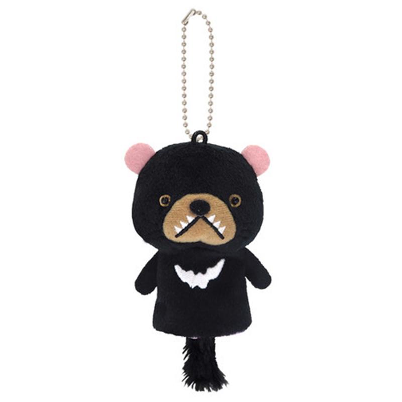 《WOMBAT》造型指偶吊飾-袋獾