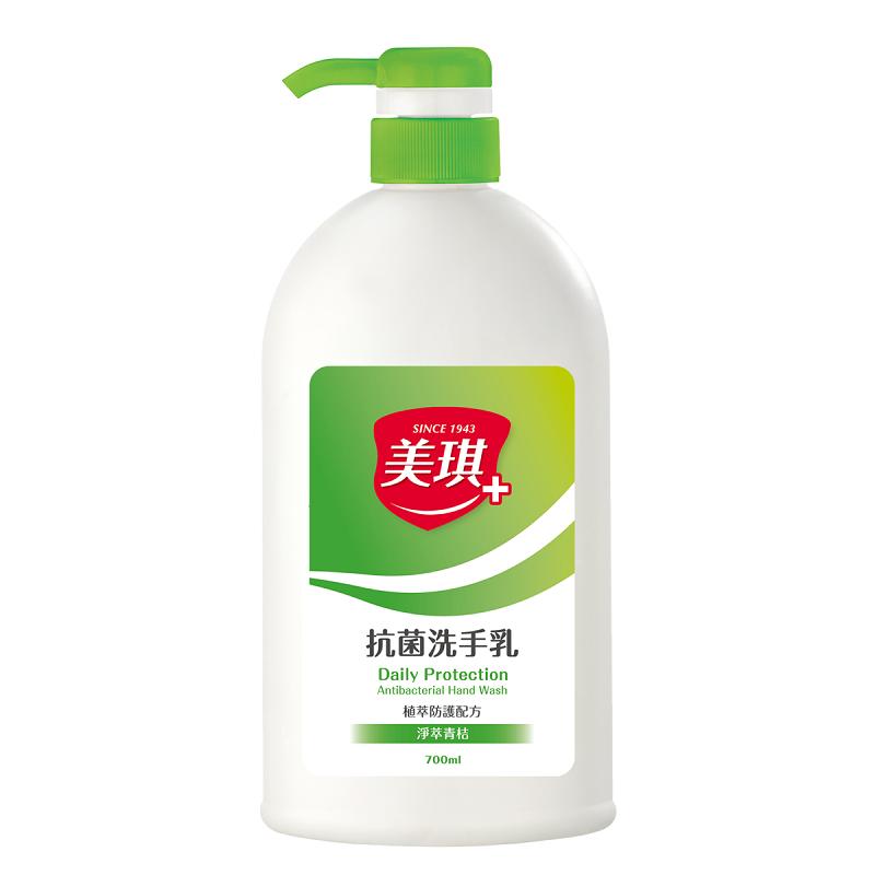 美琪抗菌洗手乳-淨萃青桔700ml
