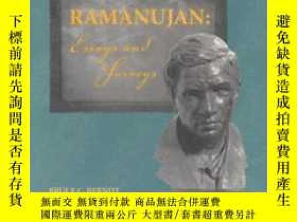 二手書博民逛書店罕見RamanujanY364682 Berndt, Bruce C.; Rankin, Robert Ame