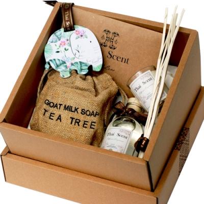ThaiScent泰香 美好的一天香氛禮盒