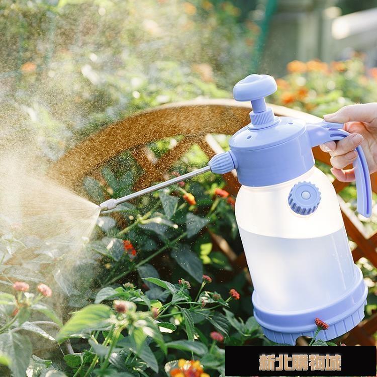 噴壺家用澆水壺澆花氣壓式小噴霧瓶室內淋花高壓灑水壺壓力噴水壺  【新年鉅惠】
