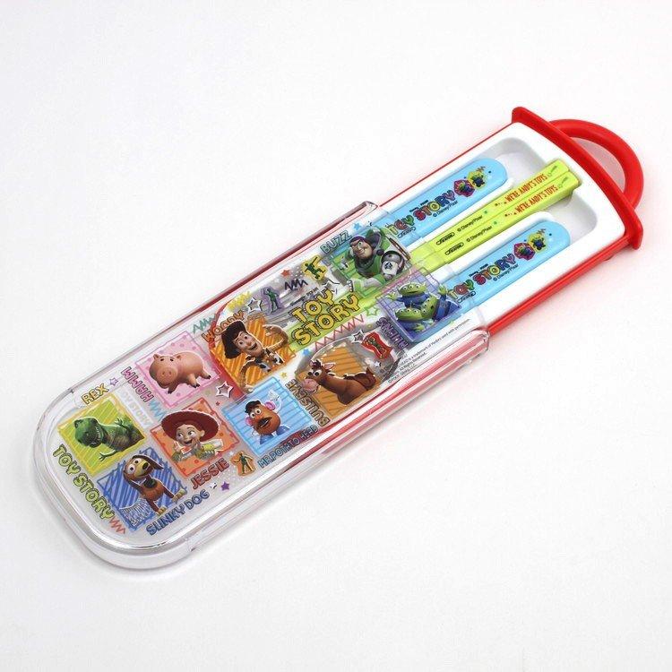 《Disney》抽屜叉匙筷組-玩具總動員