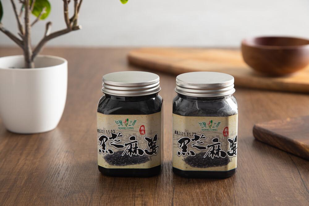 台灣上青-黑芝麻醬360g