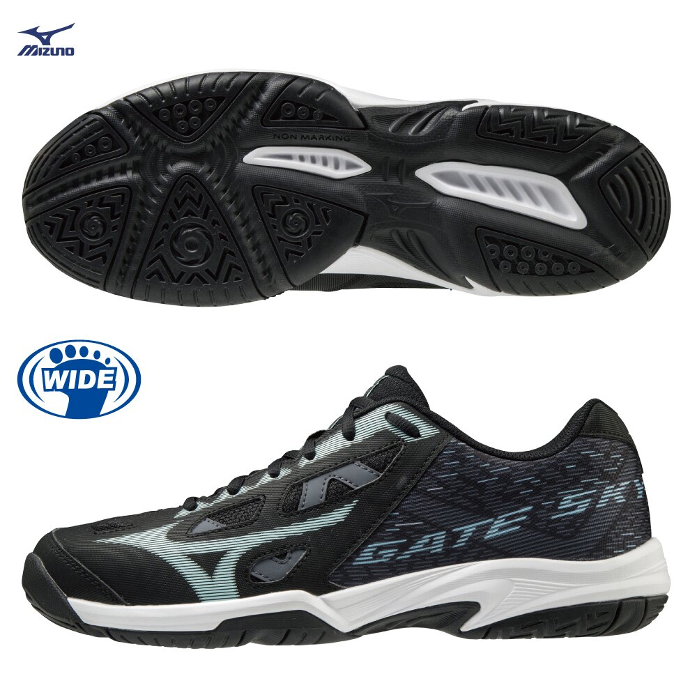 THUNDER BLADE 2 寬楦基本款排球鞋 71GA204019【美津濃MIZUNO】