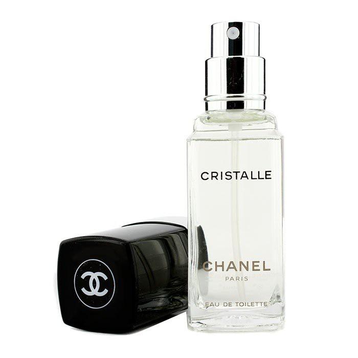 sw chanel 香奈兒-7 cristalle淡香水 60ml/100ml - 晶瑩淡香水噴霧.