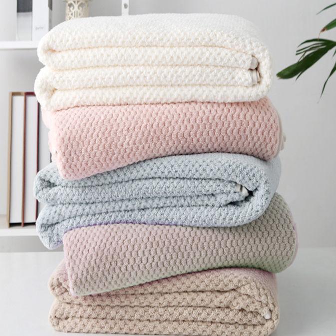 【超吸水】毛巾家用洗臉巾速幹兒童成人加厚柔軟吸水擦臉毛巾