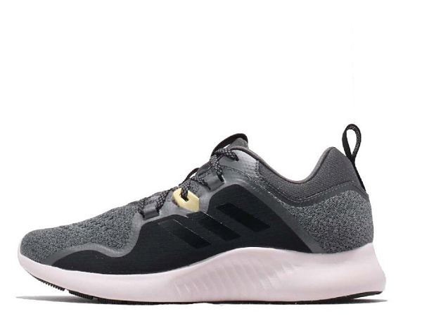 ADIDAS系列-女款 Edgebounce 灰黑色 慢跑鞋-NO.BC1050