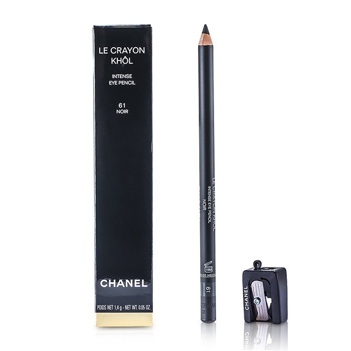 sw chanel 香奈兒-52 香奈兒眼線筆 - 眼線筆 - #61 noir 黑色.