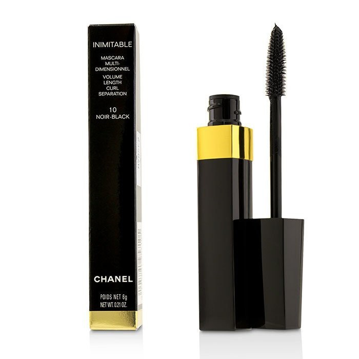 sw chanel 香奈兒-100極緻深邃大眼睫毛膏 - 可可 香體乳霜.