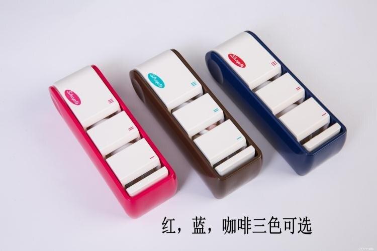 【快速出貨】日本進口藤次郎OJIRO三段式簡易定角磨刀器磨刀石廚房小工具神器 聖誕節全館免運
