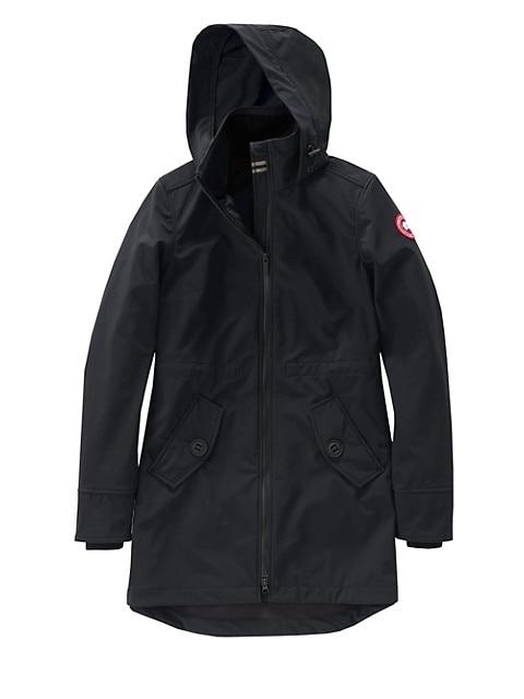 Avery Slim-Fit A-Line Jacket
