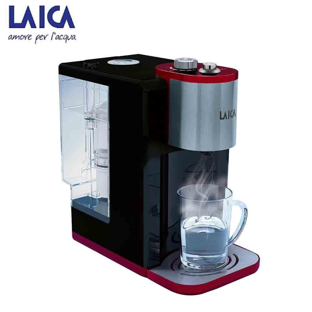 【LAICA萊卡】全域溫控瞬熱飲水機 IWHAAOO 紅色 (IWHBBOO新色改版款)