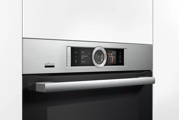 【得意家電】BOSCH 博世 HRG6769S6B 8系列 嵌入式 蒸汽烤箱 ※熱線07-7428010