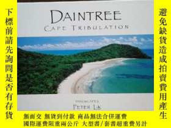 二手書博民逛書店Daintree罕見  Cape TribulationY12800 Peter Lik Cairns, Ql