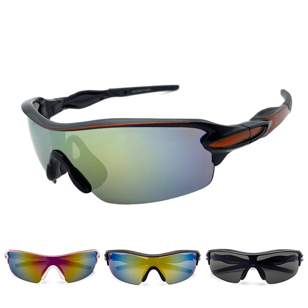MIT運動眼鏡 防風 休閒 慢跑 太陽眼鏡/墨鏡 抗UV(82814)