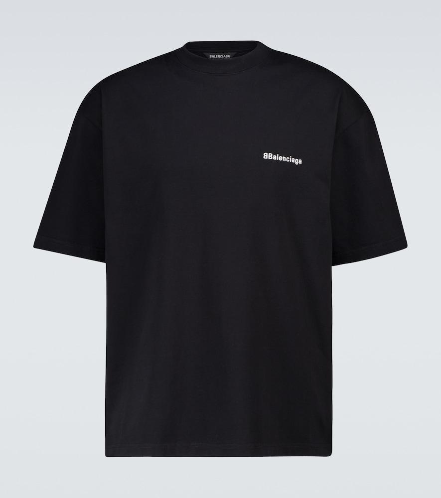 Medium-fit short-sleeved T-shirt