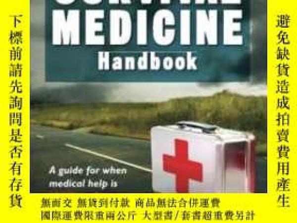 二手書博民逛書店The罕見Survival Medicine HandbookY364682 Joseph Alton Doo