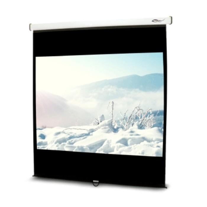 UNICO 雅典娜系列 CA-H75 16:9手動席白壁掛布幕 流線型輕巧 安裝容易 公司貨享保固《名展影音》