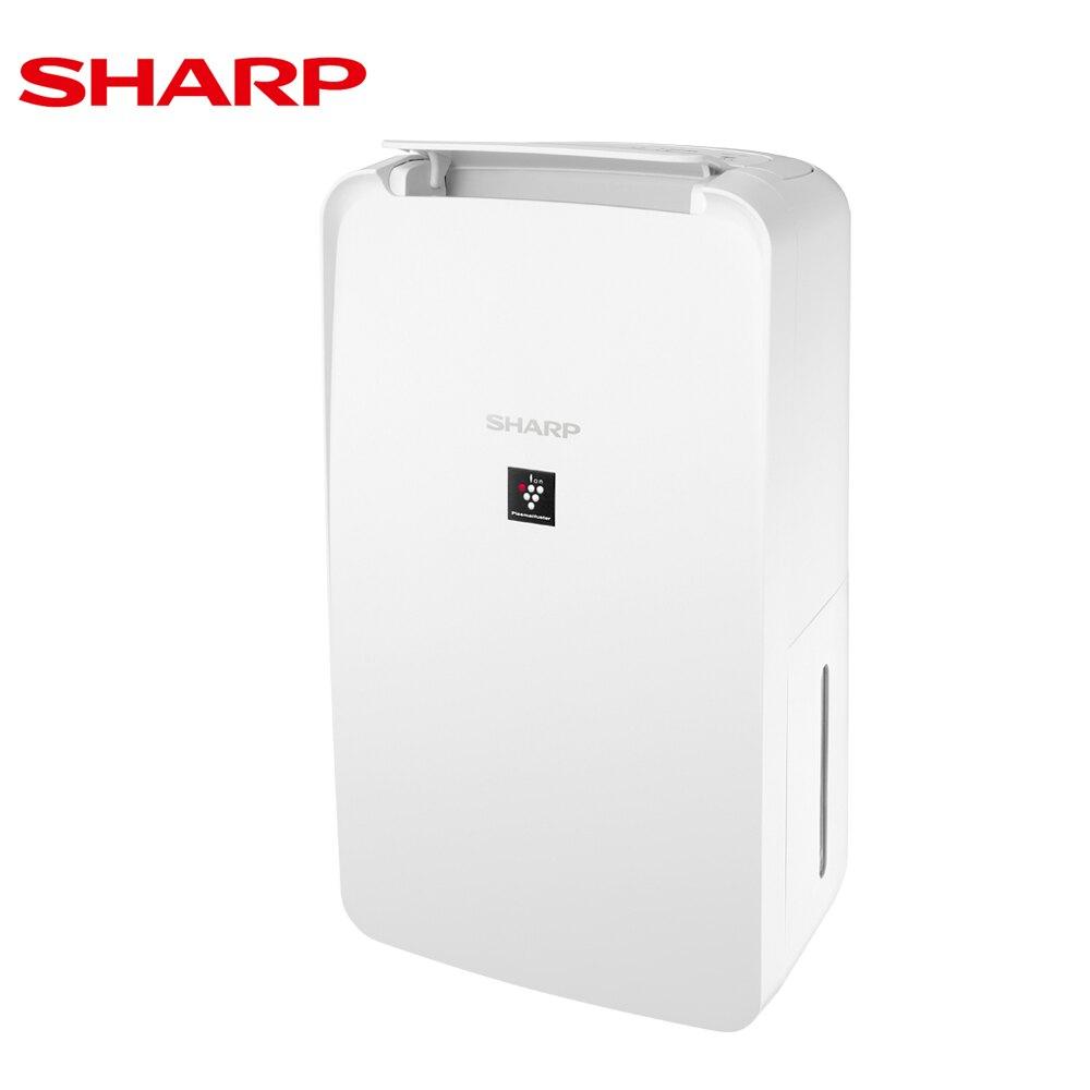 SHARP 夏普 DW-L71HT-W 除濕機 除濕能力6L/日 自動除菌離子除菌脫臭