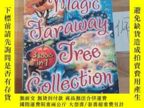 二手書博民逛書店The罕見Magic Faraway Tree CollectionY246207