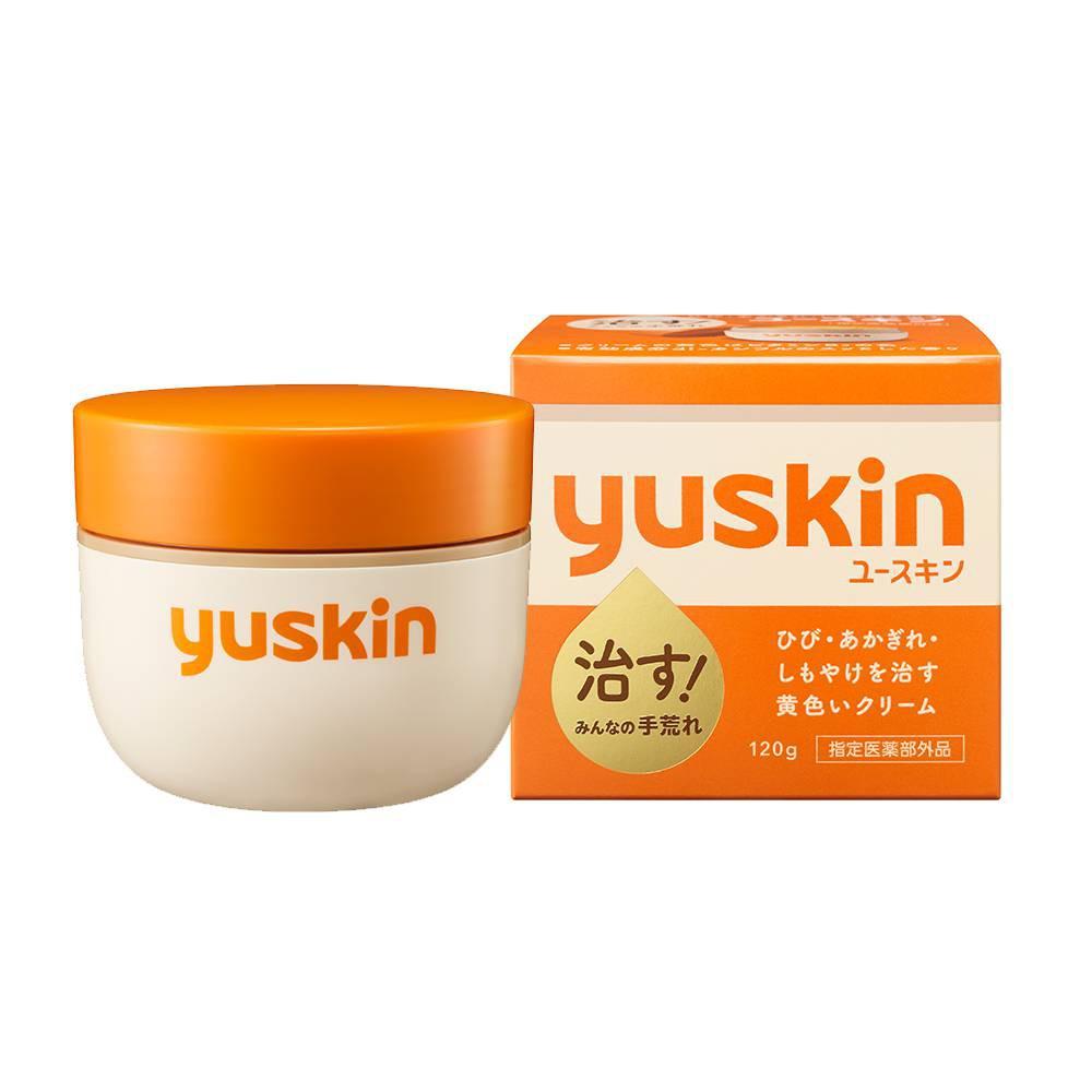 Yuskin悠斯晶乳霜120g【康是美】