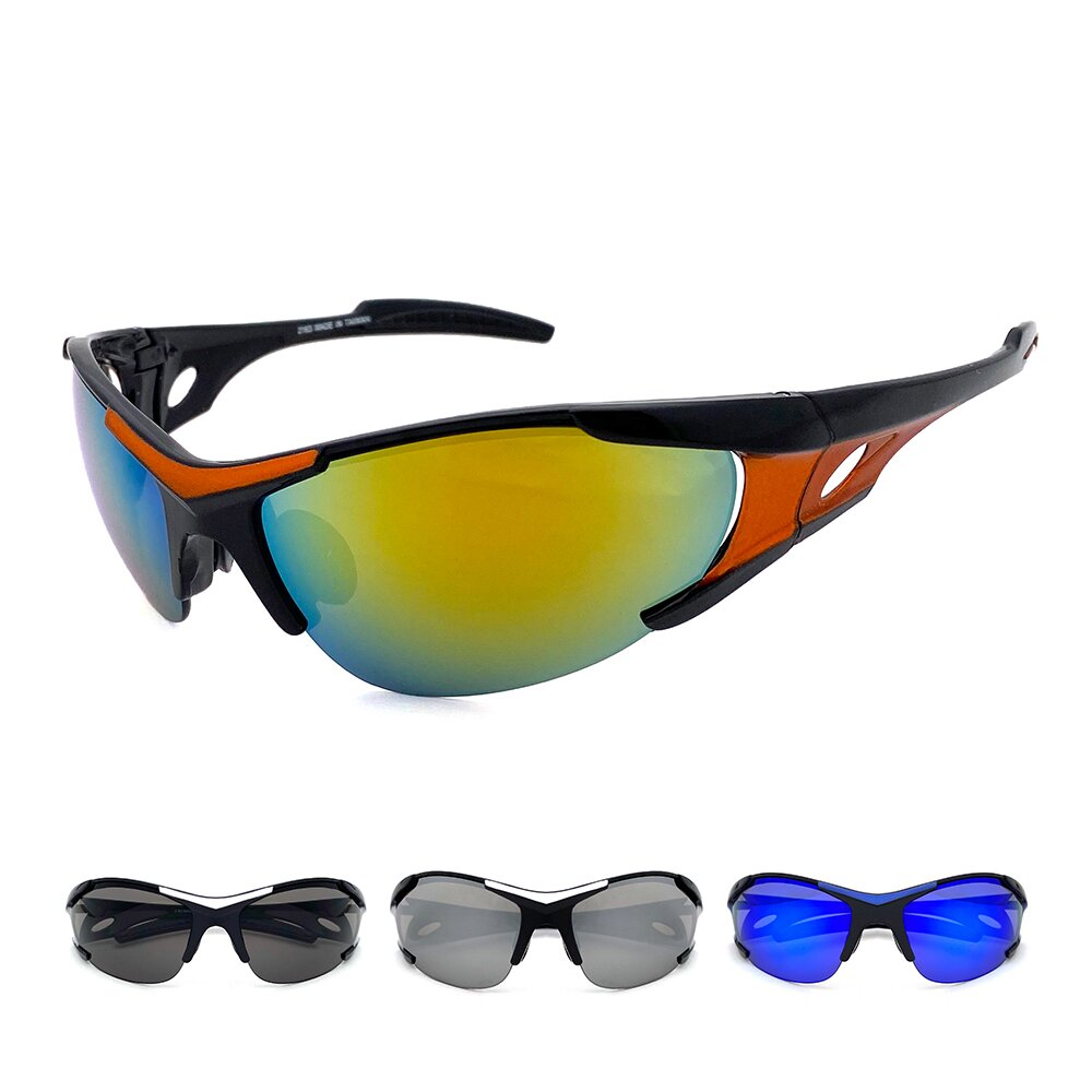 MIT運動眼鏡 防風 騎行 慢跑太陽眼鏡/墨鏡 抗UV(21863)