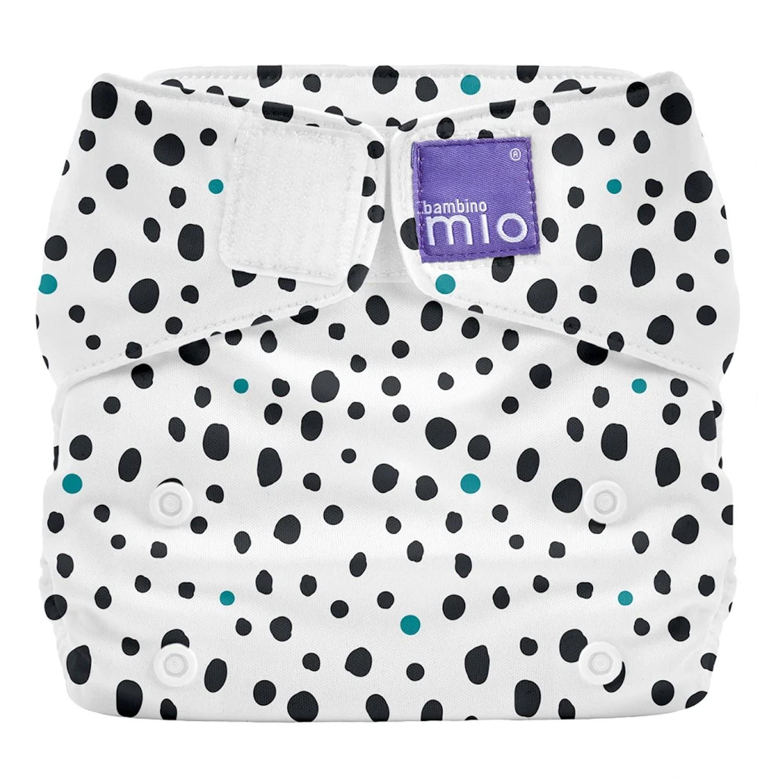 英國 Bambino MIO - MioSolo一件式布尿布 成長型-麥町斑點