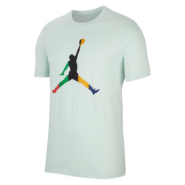 NIKE Jordan Sport DNA Jumpman 男裝 短袖 純棉 印花 綠【運動世界】CU1975-330