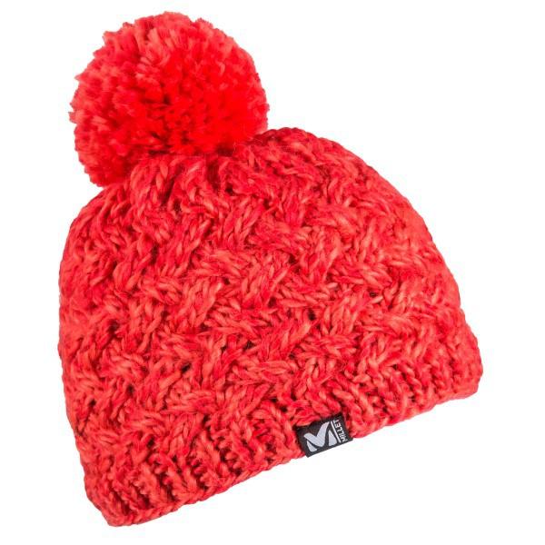 法國[MILLET] WHYMPER BEANIE / 簡約小絨球滑雪毛帽 / 美麗諾羊毛《長毛象休閒旅遊名店》