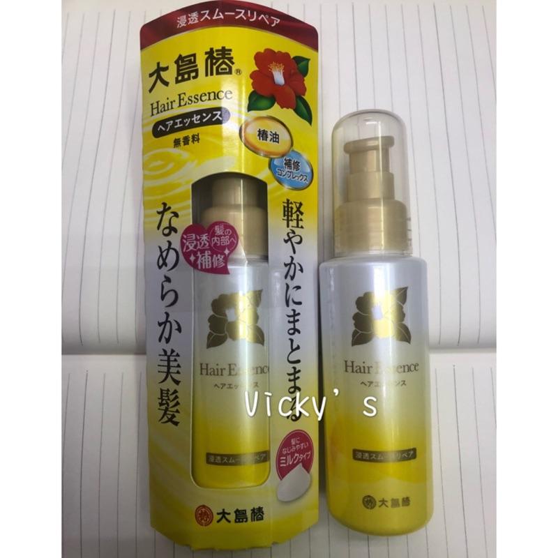 日本製 大島椿 山茶花護髮精華乳100ml (免沖洗)